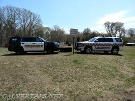 CALS and the Calvert County Sheriff's Office Team up again for training.