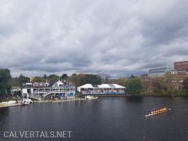 Cambridge Boat Club - Race Headquarters