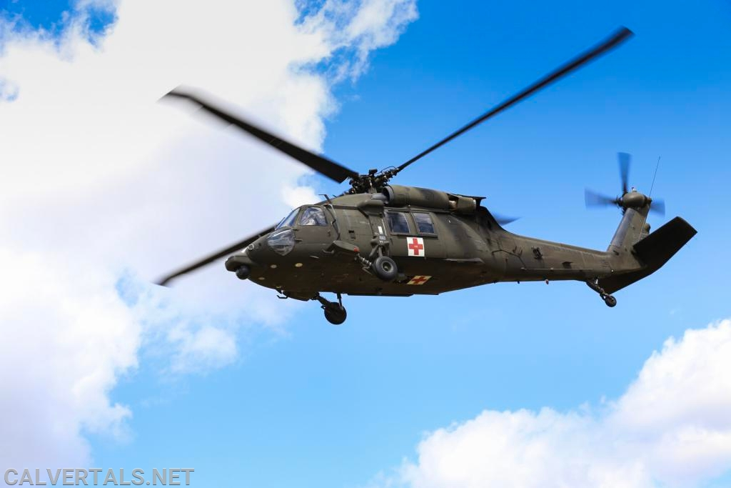 """Rob asked if he could fly his UH60 """"overseas"""" to save on shipping cost and to get his flight hours up, sadly the US Army declined his request."""