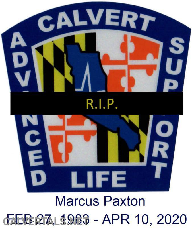 CALS is saddened to announce the sudden death of our member Marcus Paxton due to an off-duty MVC.