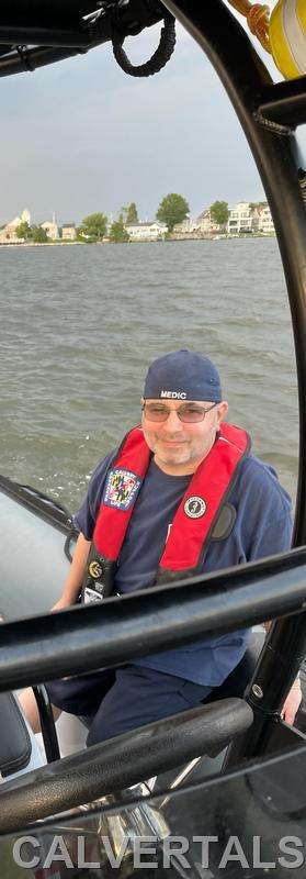 CALS Paramedic M.Livingston