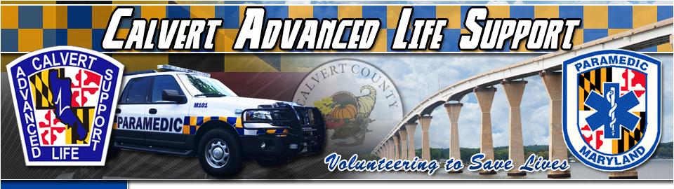Calvert Advanced Life Support